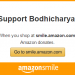 Shop Amazon Smile and Support Bodhicharya North America!
