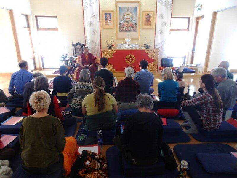 Ringu Tulku Rinpoche, Shambhala Mountain Center