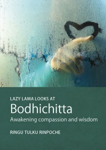 Lazy Lama Series - Bodhicitta