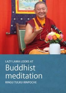 Lazy Lama Series - Buddhist Meditation