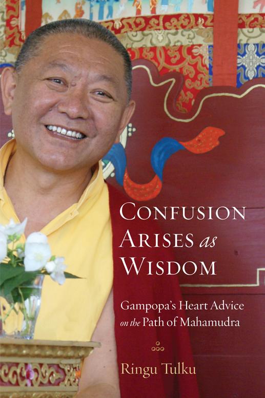 Confusion Arises as Wisdom Ringu Tulku Rinpoche