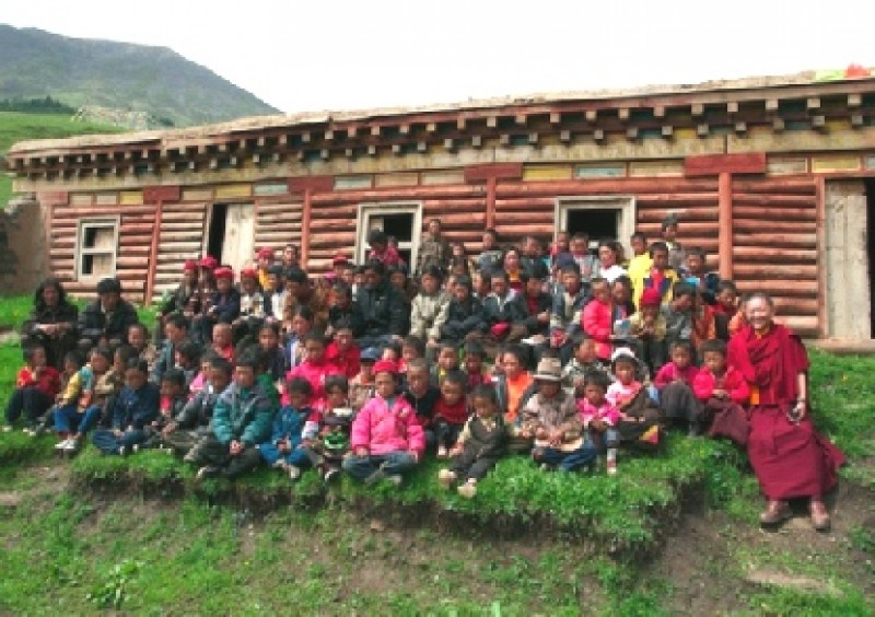 Rigul Monastery School